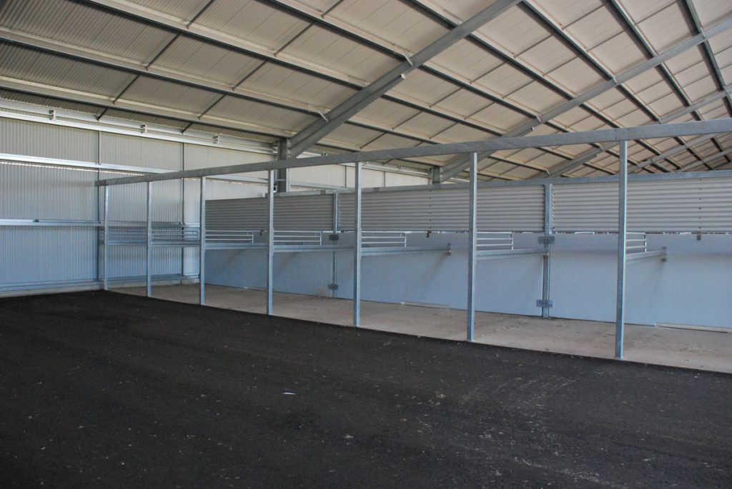 Design and installation of race day stalls at Gifford Hill, a multi-million dollar racecourse, training facility, equine precinct and residential development at Murray Bridge in South Australia.