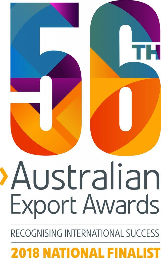 Australian Export Awards National Finalist