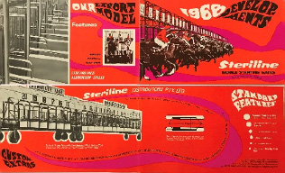 Steriline had made over 150 sets of starting gates, and exported to many countries around the world